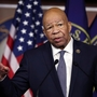 Rep. Cummings returns to Hill after three month absence