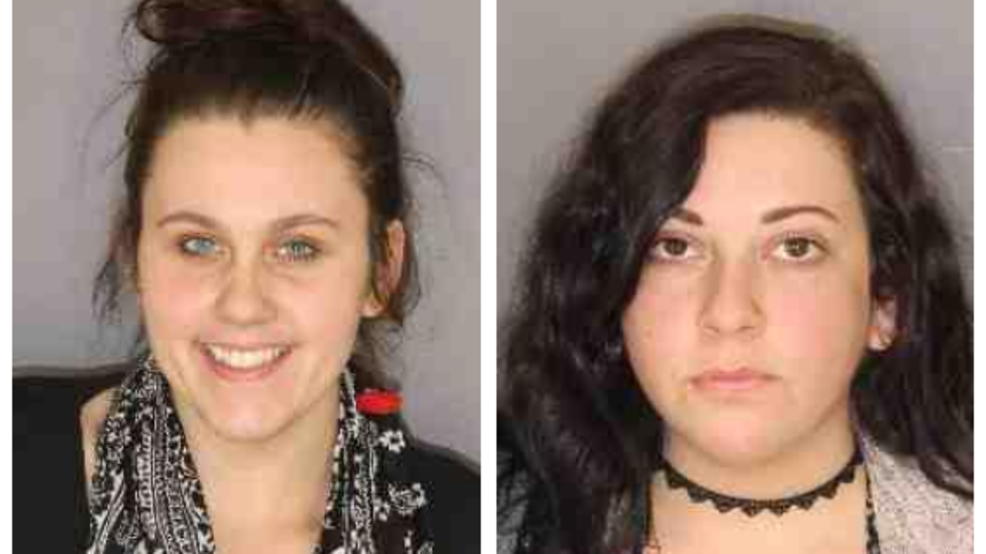Two Washington County Women Arrested On Home Burglary Charges Wrgb