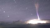 Watch: Hawaiian thunderstorms spawn rarely-observed 'Space Lightning'