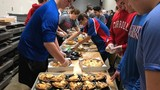 Thousands expected to enjoy a holiday meal together at annual Feast of Giving