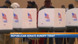 Republican Senate Runoff today