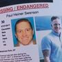 No sign of missing father on fifth day of search