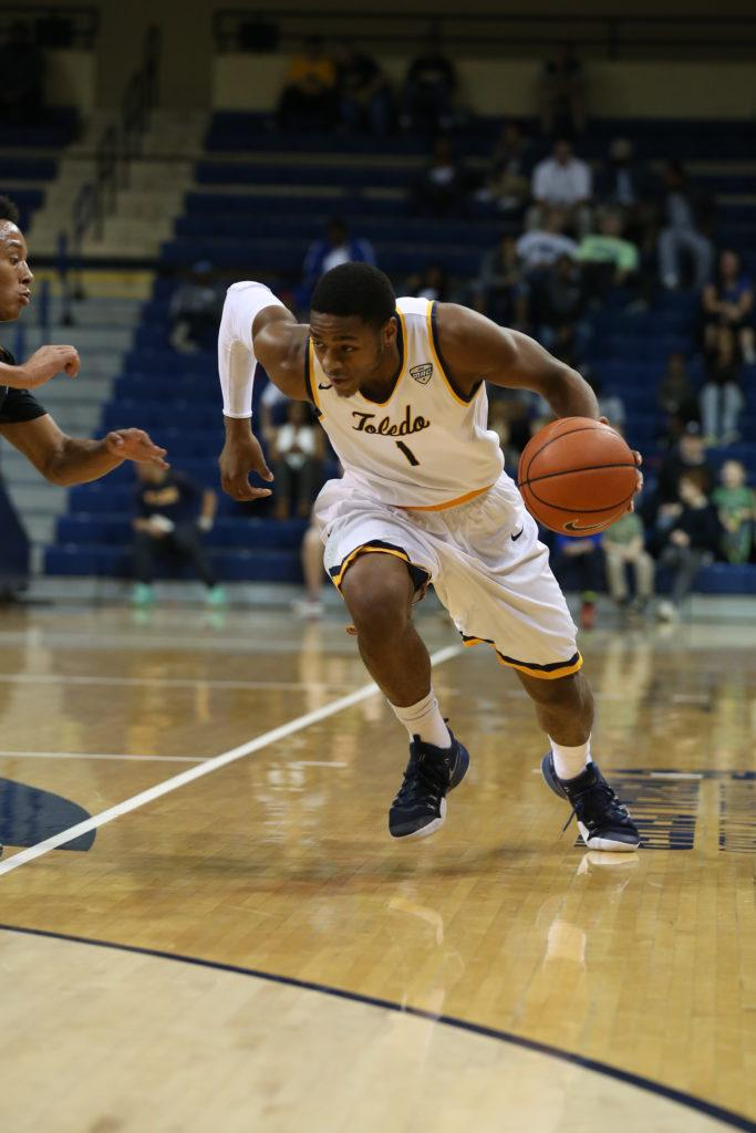 Photos courtesy Toledo Athletics
