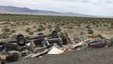 NHP: Fatal crash on U.S. 95 near Walker Lake