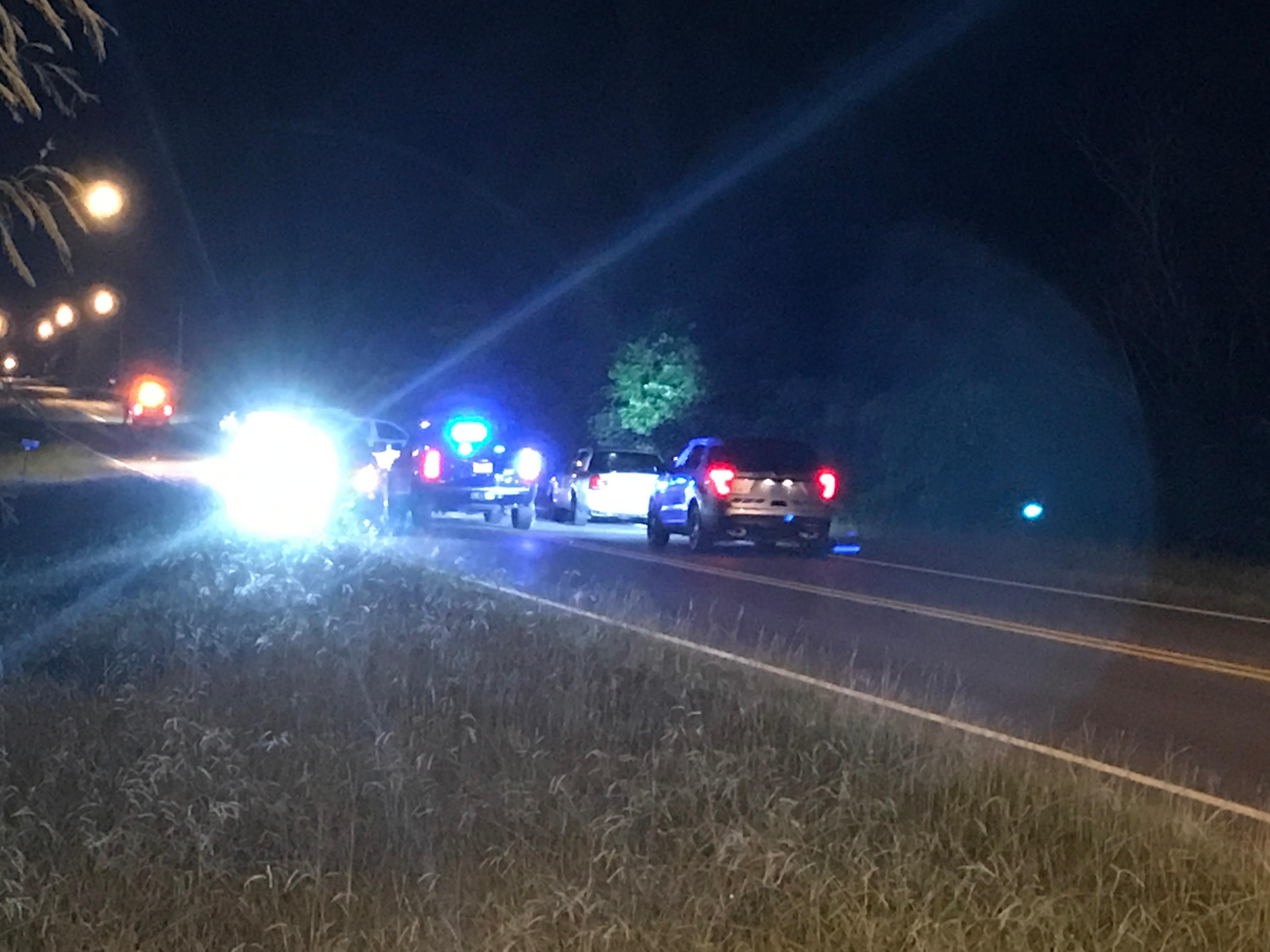 Walker County Sheriff's Office search for a dozen inmates who escaped from a jail in a plot which involved peanut butter. All inmates have since been recaptured. (abc3340.com)