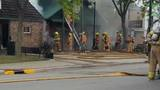 Fires at two Port Austin restaurants keep six fire departments busy