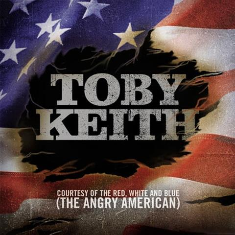 Written just a few weeks after 9/11 Moore native Toby Keith wrote this song in just 20 minutes.http://www.youtube.com/watch?v=ruNrdmjcNTc