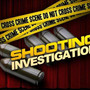 Police: Shooting injures 1, suspect sought
