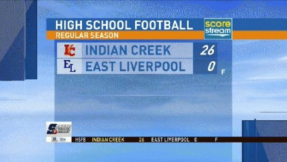 9.4.15 Highlights - Indian Creek at East Liverpool