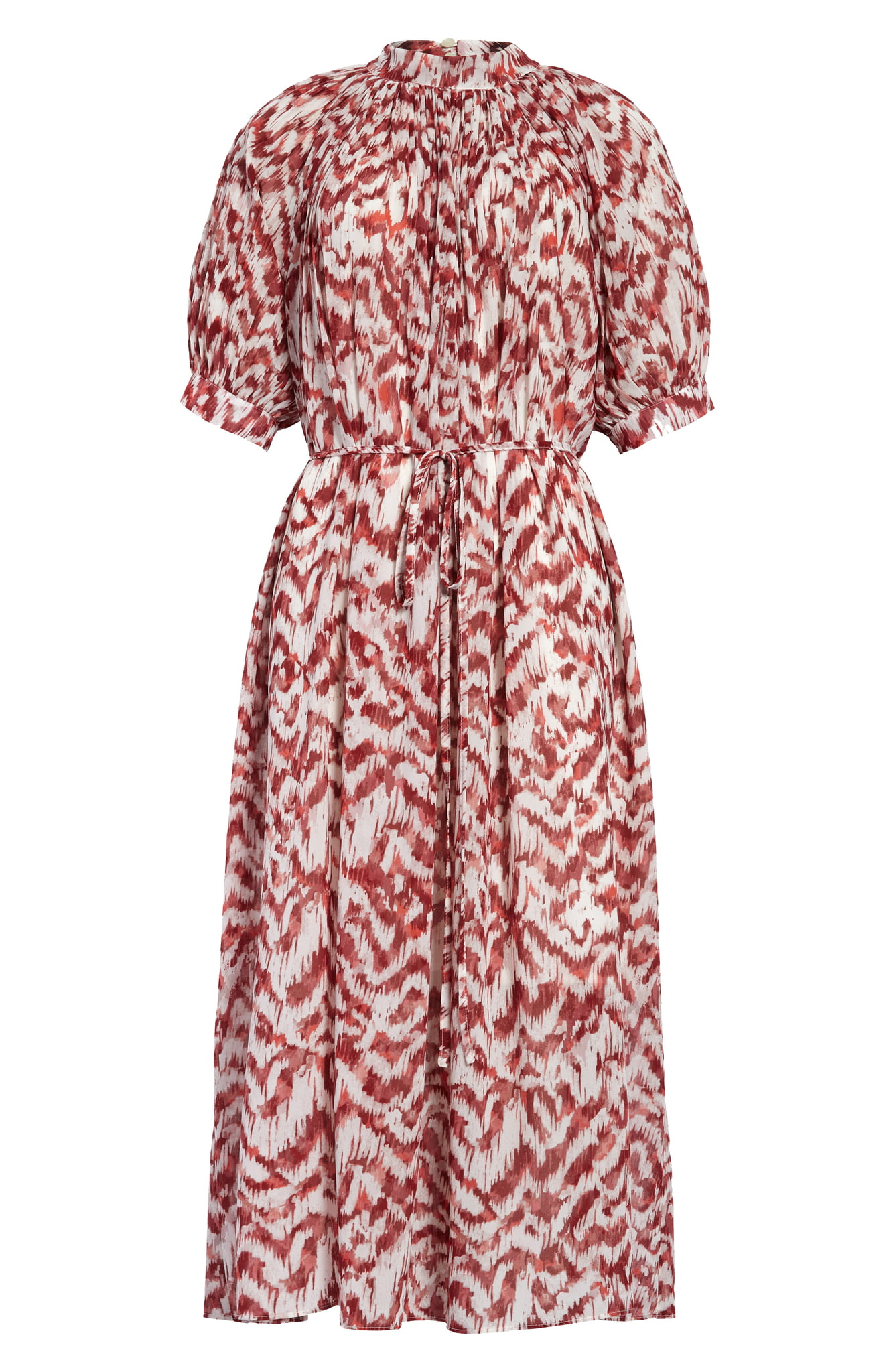 "Perfect for those Zoom calls, or maybe you get to leave the house? Make those grocery store runs looks extra good in this{&nbsp;}<a  href=""https://www.nordstrom.com/s/maggy-london-puff-sleeve-pleated-midi-dress/5606683?origin=keywordsearch-personalizedsort&breadcrumb=Home%2FAll%20Results&color=soft%20white%2F%20raisin"" target=""_blank"" title=""https://www.nordstrom.com/s/maggy-london-puff-sleeve-pleated-midi-dress/5606683?origin=keywordsearch-personalizedsort&breadcrumb=Home%2FAll%20Results&color=soft%20white%2F%20raisin"">Maggy London Pleated Puff Sleve Midi!{&nbsp;}</a>$99.90 (after sale $164) (Image: Nordstrom)"