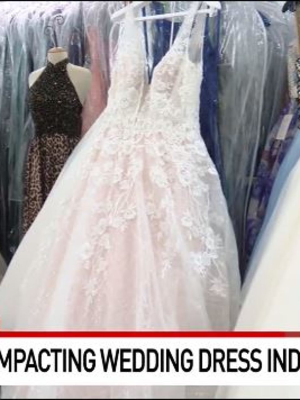 Coronavirus Causes Wedding Dress Dilemma Wpec