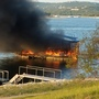 Fire destroys two boats, dock in Lago Vista