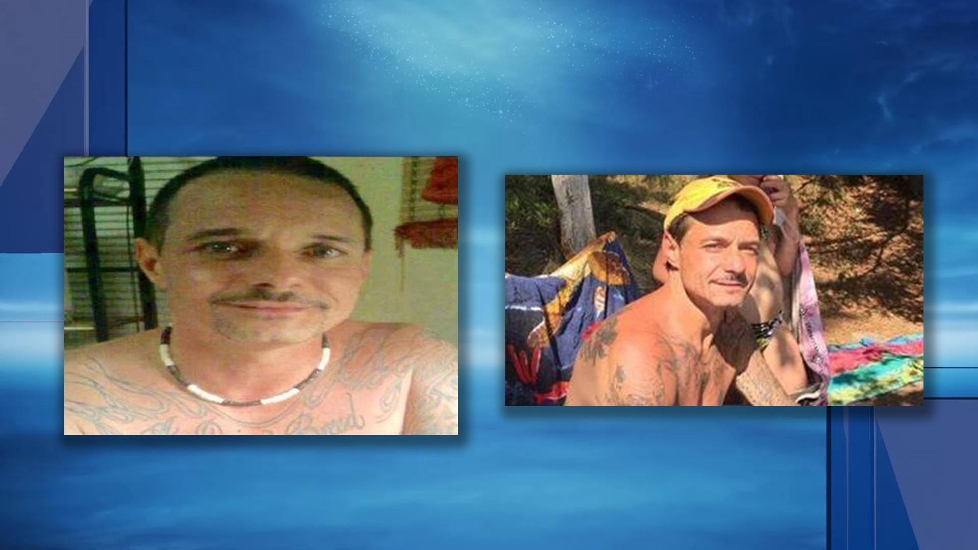 Authorities said 46-year-old John Benevides has not been seen since Friday, June 17, 2017. (Police photos)