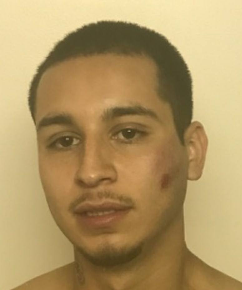 Christopher Sanchez 09/06/1996 (Merrick Co. Sheriff's Office)