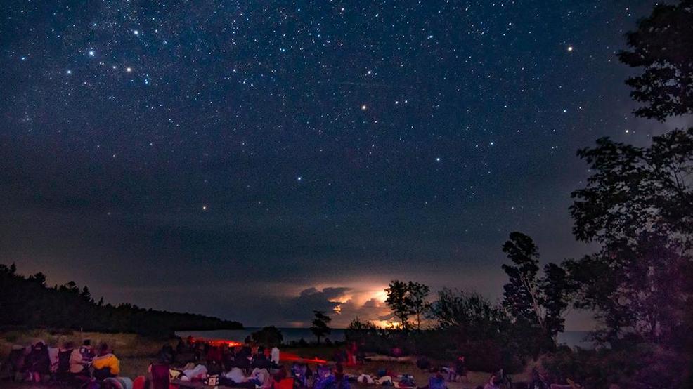Newport State Park Earns Dark Sky Designation Wluk