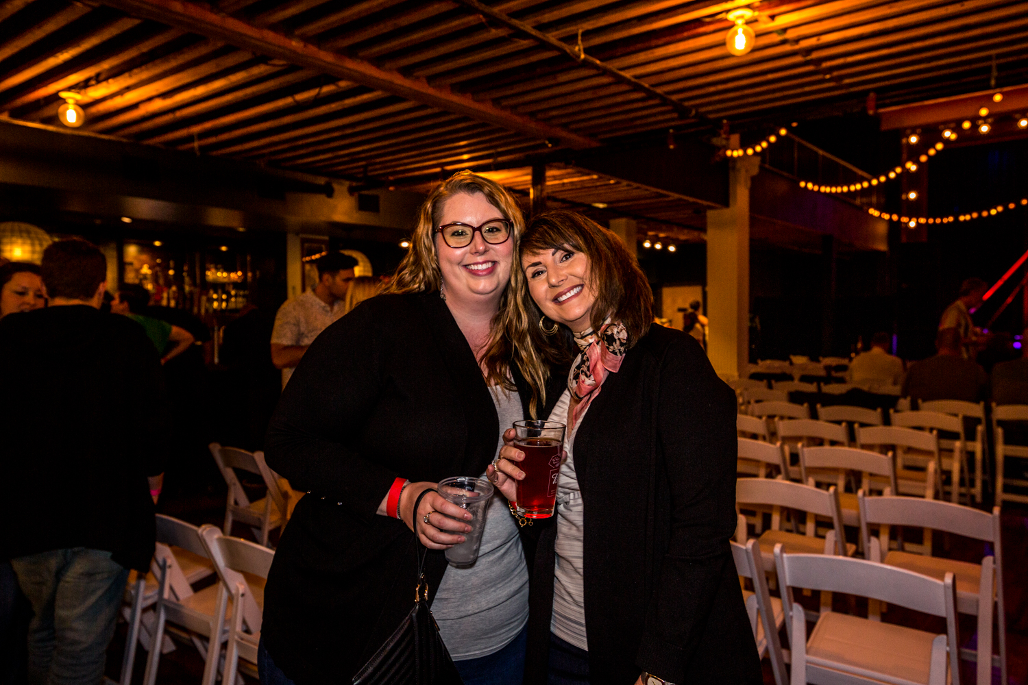 Jacque Kreitzer and Janice K. / Image: Catherine Viox{ }// Published: 10.26.19