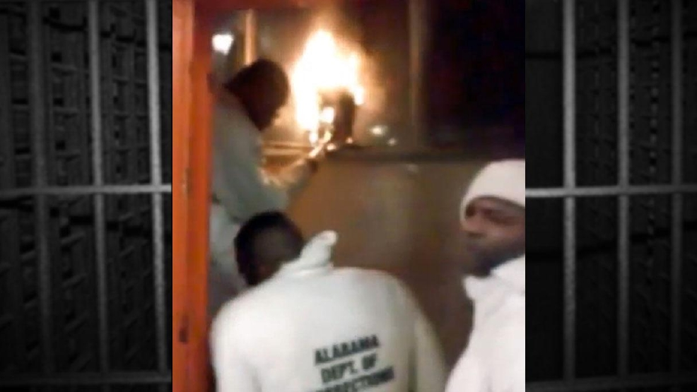 Atmore Prison Riot Alabama Gov Robert Bentley Says