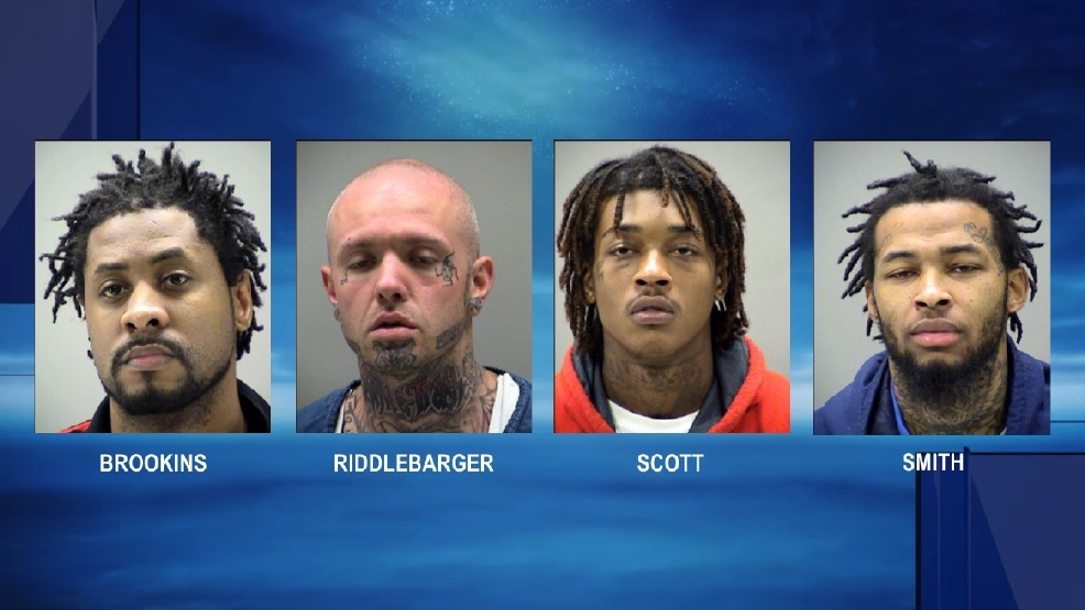 Five inmates indicted for robbery, assault charges in