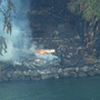 2 waterfront homes destroyed by fire on Vashon Island