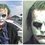 Police arrest sword-wielding man dressed as the Joker