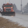 Approach to ice differs for city, county road crews