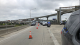 Officials add another lane on Ravenel Bridge to connect to I-26 westbound