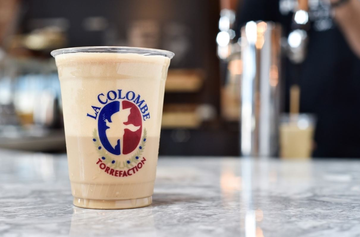La Colombe; Hood: Farragut (Image: Courtesy La Colombe)