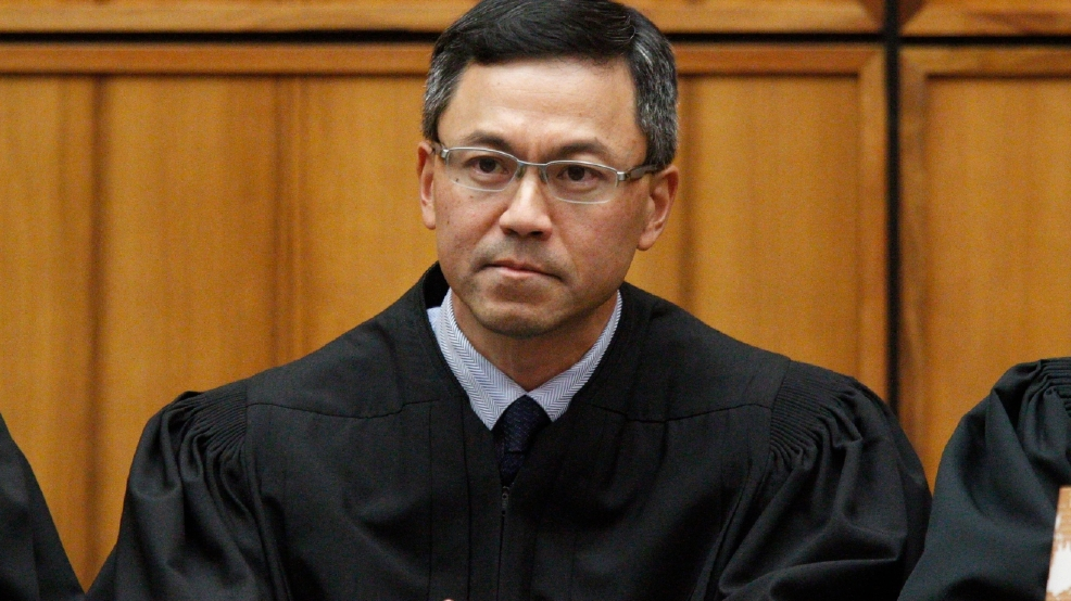 Hawaii judge Derrick Watson Trump 2.0 travel ban ruling thingy.jpg