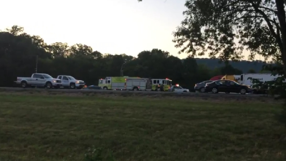 Two crashes, one deadly, close I-75 northbound near Ooltewah