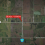 Deadly crash closes intersection in Marion County