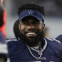 Judge blocks Elliott's 6-game suspension over domestic case