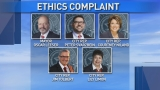 Ethics complaint against mayor, city reps dismissed