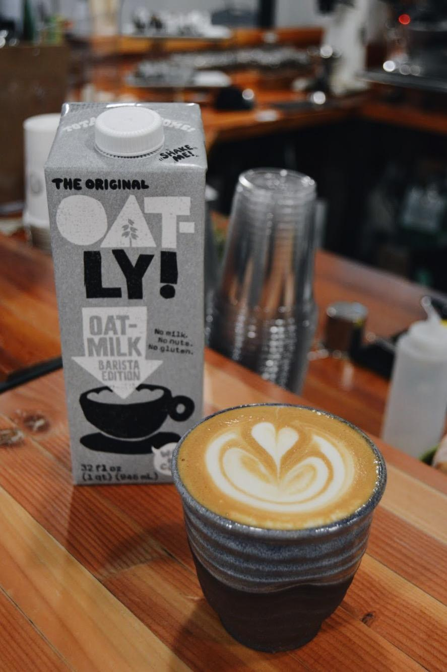 Oat Milk, for the win! (Image: Averly Tan / Seattle Refined)